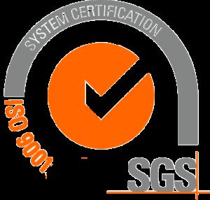 SGS certification icon
